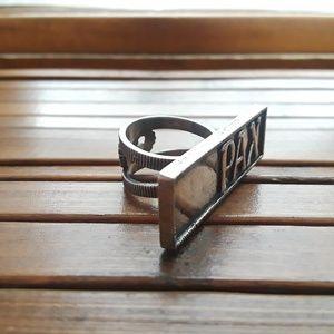VSA dedigns PAX ring sz 7